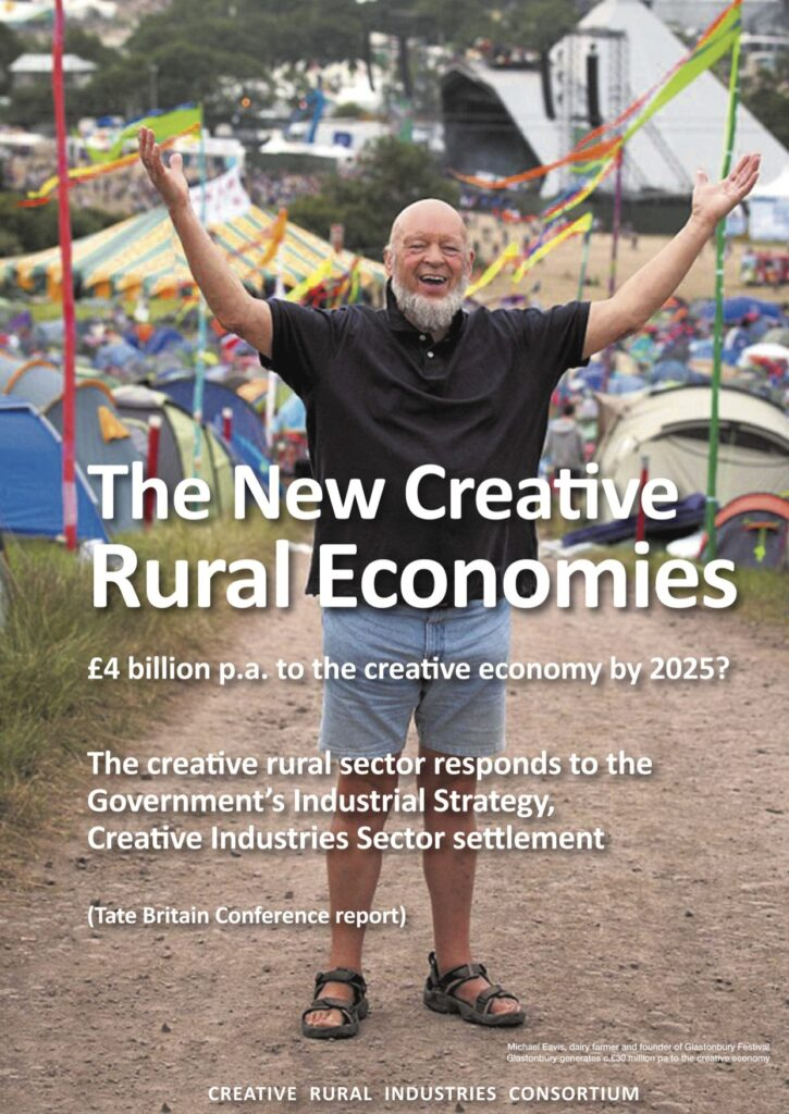 The New Creative Rural Economies