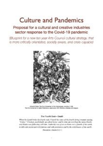 Culture and Pandemics cover image